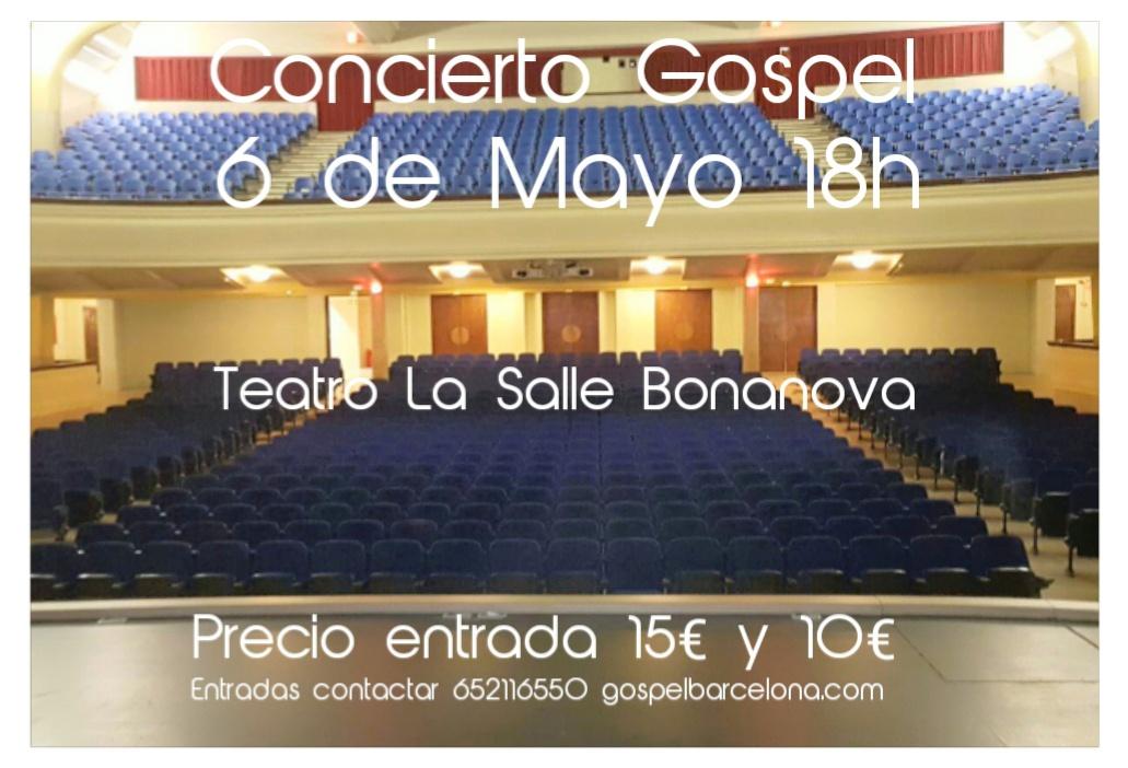 Concierto en La Salle Bonanova